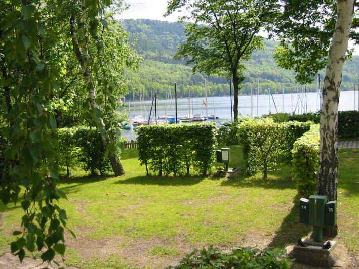 Campingplatz Rehbach - direkt am Edersee